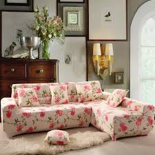 fascinating l shaped sofa cover in home interior designing with l