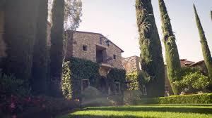 enchanting tuscany in the heart of california luxury italian