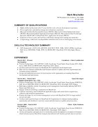 Asp Net Resume Sample by Asp Net Project Description In Resume Free Resume Example And
