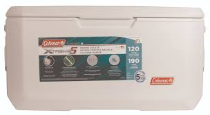 Coleman Stainless Steel Cooler Costco by Coleman 120 Quart Xtreme 5 Marine Cooler Walmart Com