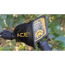 amazon com garrett ace 400 metal detector with dd waterproof
