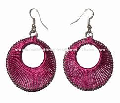 earrings online fashion indian thread earrings online from india buy silk thread