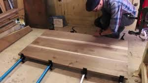 building a walnut dining table patrick hosey youtube