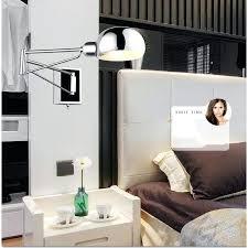 Swing Arm Lights Bedroom Swing Arm Lights Bedroom Photos List Swing Arm Sconce Bedroom