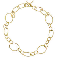 large gold link necklace images Sandi pointe virtual library of collections jpg