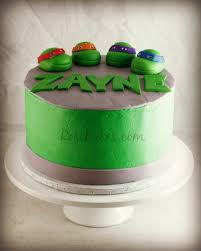 tmnt cake mutant turtles cake bakes