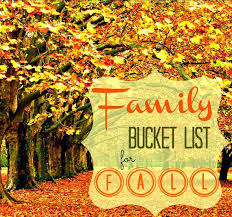 131 best fall list images on fall lists