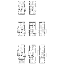 Adobe House Plans With Courtyard Cambridge Housing Community By Proctor And Matthews