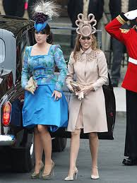 Princess Beatrice Hat Meme - princesses beatrice and eugenie that wedding the top 10