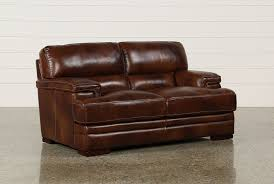 Leather Loveseats Love Seats Free Assembly With Delivery Living Spaces