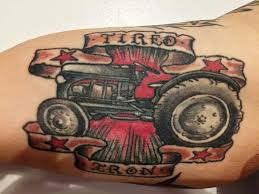 car enthusiast tattoo n news the magazine for the ford tractor enthusiast