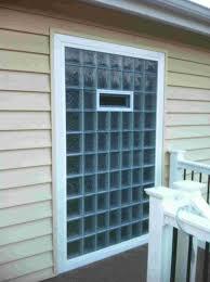 glass block window bathroom decor color ideas photo on glass block