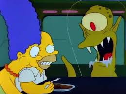 Simpsons Treehouse Of Horror I - the simpsons episode 203 treehouse of horror watch cartoons