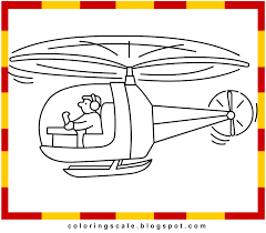 colour by number helicopter heli colouring pages coloring smart