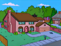 simpsons house floor plan the simpsons house wikipedia