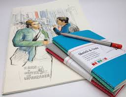 sketch books hahnemühle fineart