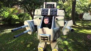 halloween costume for 6 month old kid pilots dad in mechwarrior costume hedonistica