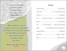 template for memorial service program 7 memorial service program templatesagenda template sle