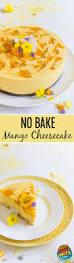 no bake mango cheesecake a refreshing summer dessert that doesn u0027t