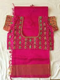 blouse designs images 55 maggam work blouse designs that will inspire you