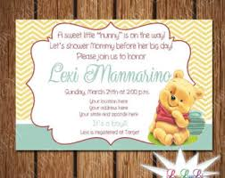 winnie the pooh baby shower winnie the pooh baby shower invitation printable the