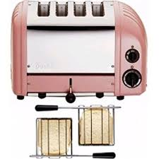 Amazon Dualit Toaster Dualit 2 X 2 Combi Vario 4 Slice Toaster Petal Pink Dimensions