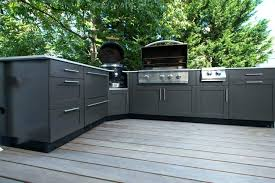exterior kitchen cabinets outside kitchen cabinet incredible outdoor kitchen cabinet outdoor