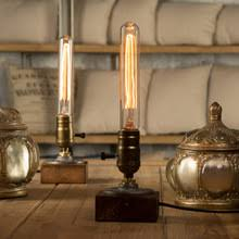 Edison Bulb Table Lamp Compare Prices On Table Lamp Holder Online Shopping Buy Low Price
