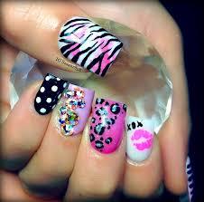 20 cute girly nail designs