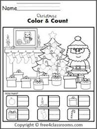 christmas story sequence winter pinterest printable
