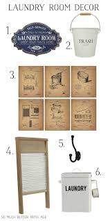 Antique Laundry Room Decor by The 25 Best Vintage Laundry Rooms Ideas On Pinterest Farmhouse