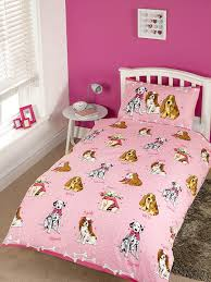 dog cute puppy childrens single quilt duvet cover u0026 pillowcase
