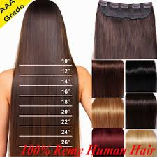 real hair extensions clip in one 100 real clip in remy human hair extensions