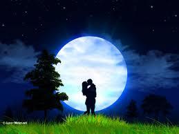 beautiful romantic moonlight wallpapers
