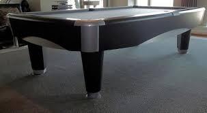 used brunswick pool tables for sale buy 9 brunswick metro pool table used at dynamic billiard online