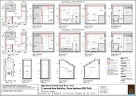 Plumbing A House by Bathroom Plumbing Layout Drawing Bathroom Trends 2017 2018