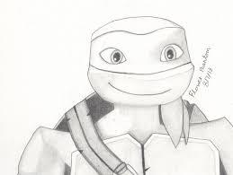 drawn amd tmnt pencil color drawn amd tmnt
