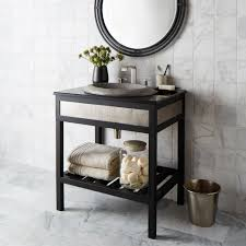 cuzco bathroom vanity brushed nickel native trails