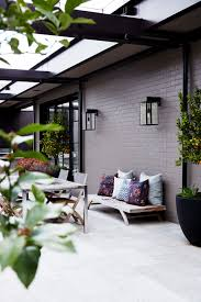 add a outdoor room to home contemporary renovation of a period melbourne home outdoor areas