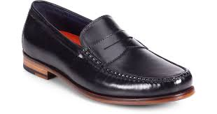 cole haan black friday cole haan beymer penny loafers in black for men lyst