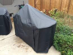 Big Green Egg Table Cover Review Of Cuvers Homestars