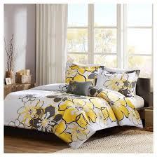 kelly floral multiple piece duvet cover set target