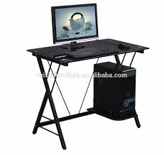 Glass Topped Computer Desk by Glass Computer Desk Glass Computer Desk Suppliers And