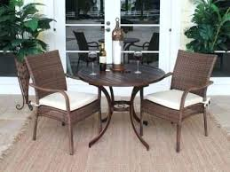 Small Patio Chair Two Chair Patio Set Small Patio Tables And Chair Sets High Back