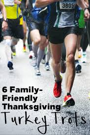 6 family friendly thanksgiving turkey trot races voyage