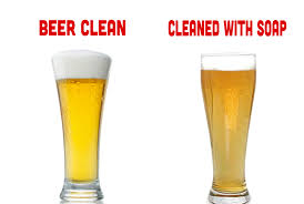 5 Handy Uses For Beer by How To Have Perfect Beer Clean Glasses The Brew Review Crew
