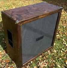 Guitar Speaker Cabinet Parts Sunn Speaker Ebay