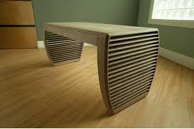 infinite contemporary writing desk custom contemporary furniture