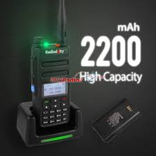 gd 77 dual band uhf vhf dmr tier ii dual time slot digital analog
