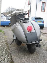 108 best grey paint vintage vespa scooters images on pinterest